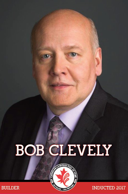 Bob Clevely - CLHoF