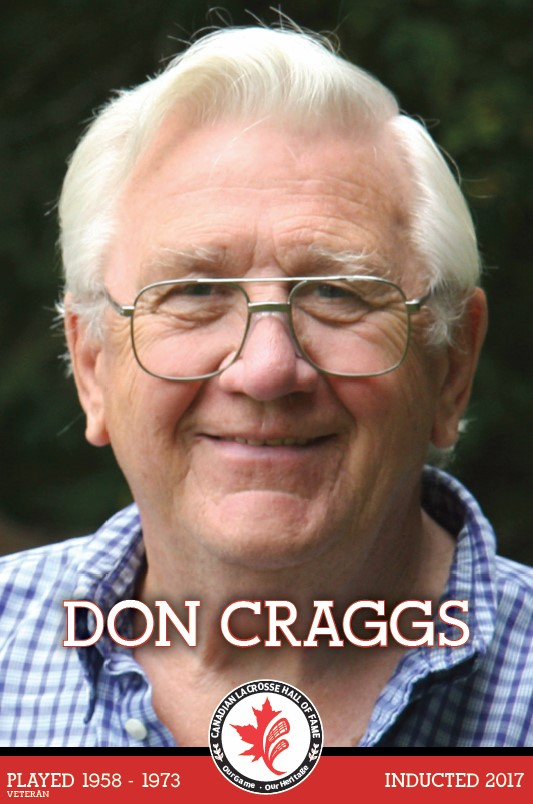 Don Craggs - CLHoF